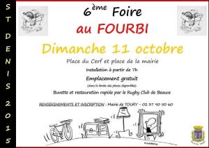SAINT DENIS - Foire au Fourbi