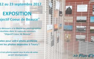 Expo-Objectif Coeur de Beauce-sept2017