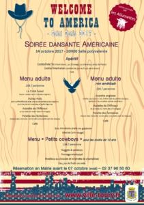 Saint Denis 2017 - Repas