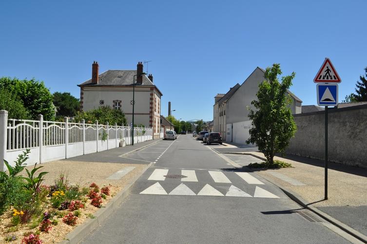 Avenue du Pavillon - 2019